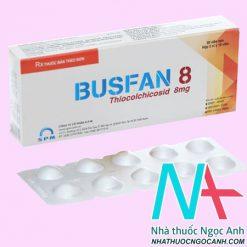 Thuốc Busfan giá bao nhiêu