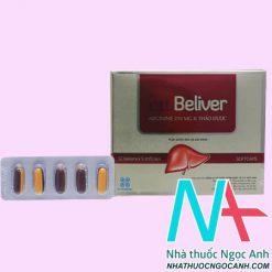 Thuốc Beliver là thuốc gì