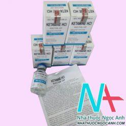 Thuốc Ketamine 500mg có tác dụng gì