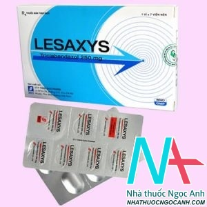 Thuốc Lesaxys là thuốc gì