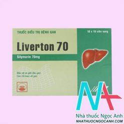 ThuốcLiverton 70 giá bao nhiêu