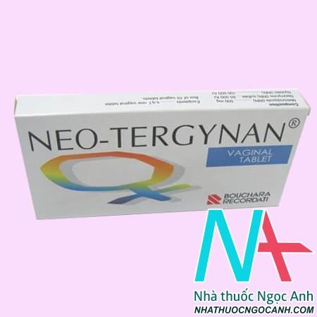 Thuốc Neo-Tergynan® có tác dụng gì