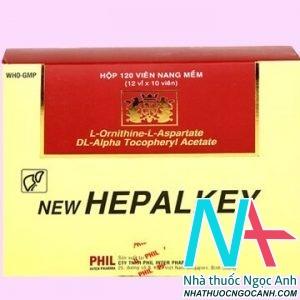 Thuốc New Hepalkey