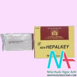Thuốc New Hepalkey có tác dụng gì