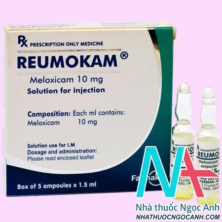 Thuốc Reumokam