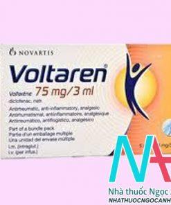 Thuốc Voltaren® có tác dụng gì