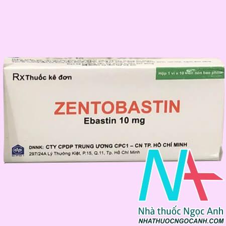 Thuốc Zentobastin