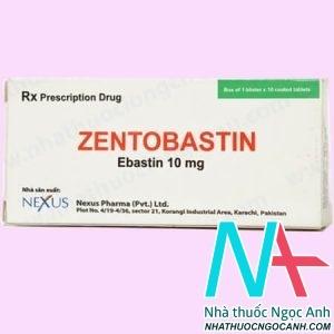 Thuốc Zentobastin có tác dụng gì