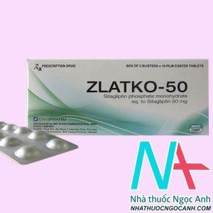 Thuốc Zlatko 50 là thuốc gì