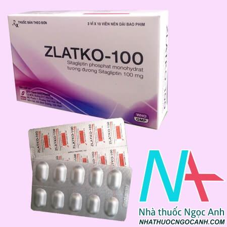 Thuốc Zlatko 100 mua ở đâu