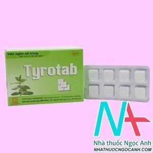 Thuốc Tyrotab