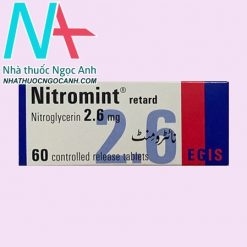 Nitromint 60 viên