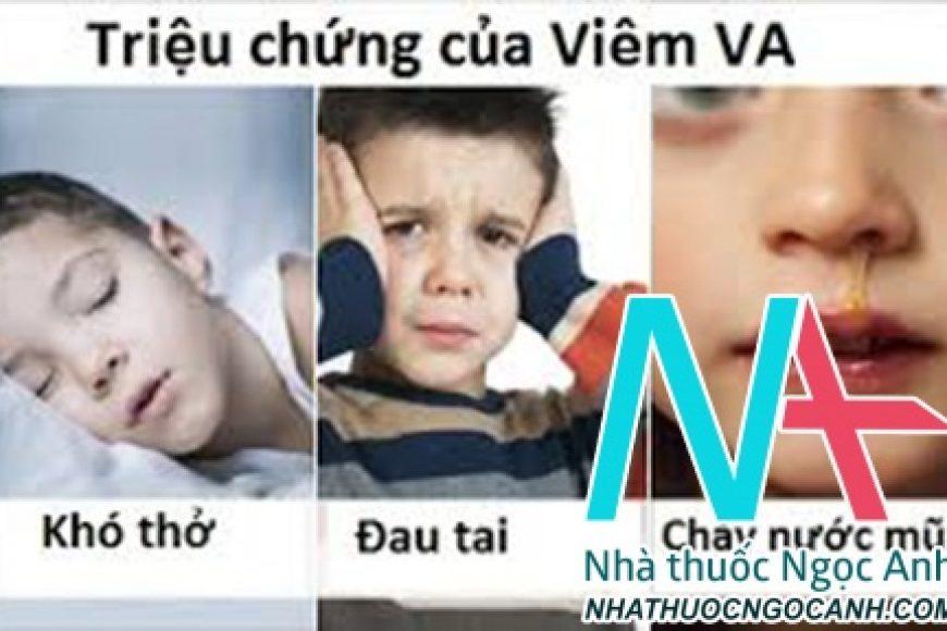 Bác sĩ tư vấn thuốc điều trị viêm VA cho trẻ nhỏ khi thời tiết giao mùa