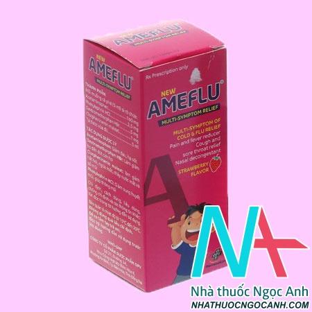 Siro Ameflu Multi Symptom Relief