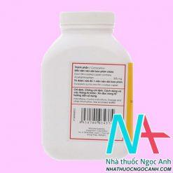Lọ Thuốc Abab 325 mg