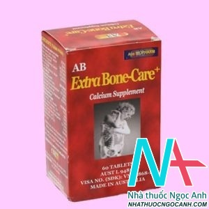AB EXTRA BONE CARE H/60V