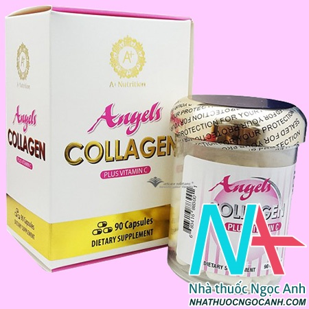 Thuốc Angels Collagen