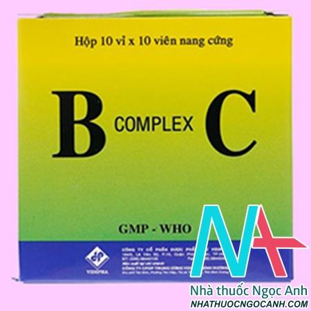 B Complex C là thuốc gì