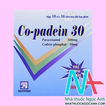 Thuốc Co - Padein