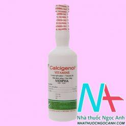 Thuốc Calcigenol Vitamine 360g