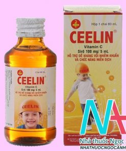 Thuốc Ceelin 60ml