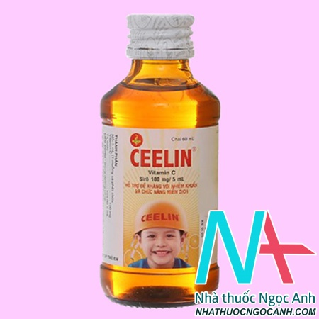 Thuốc Ceelin 60mlgiá bao nhiêu