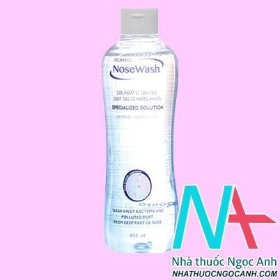 thuốc Rohto Nose Wash