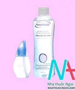 thuốc Rohto Nose Wash 400ml