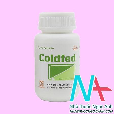Thuốc Coldfed