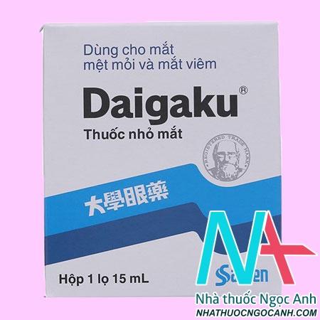 Thuốc Daigaku