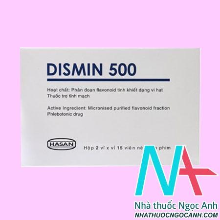 Hộp Dismin 500