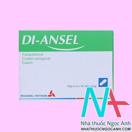 Thuốc Di - Ansel