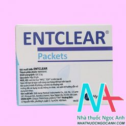 Entclear là thuốc gì