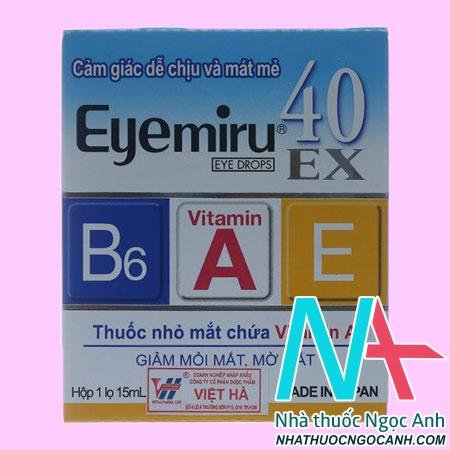 Thuốc Eyemiru 40 EX