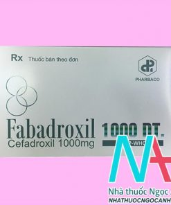 Thuốc Fabadroxil 1000