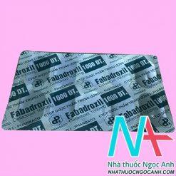 Thuốc Fabadroxil 1000 giá bao nhiêu