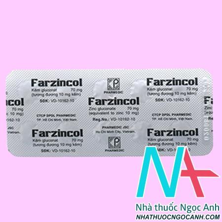 thuốc farzincol
