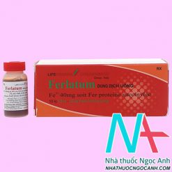 Thuốc Ferlatum 15ml