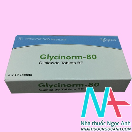 Thuốc glycinorm 80