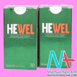 Hai hộp Hewel
