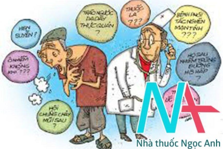 Nguyên nhân phổ biến và sử dụng thuốc điều trị ho kéo dài