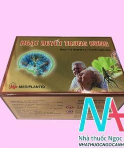 Thuốc Hoạt huyết trung ương Mediplantex