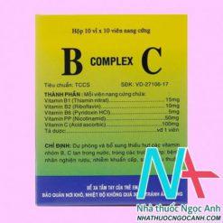thuốc B Complex C