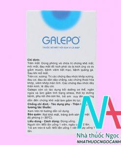 thuốc Galepo