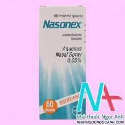 Nasonex 0.05% là thuốc gì