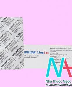 thuốc natrixam