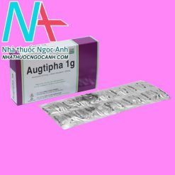 Hộp thuốc Augtipha 1g