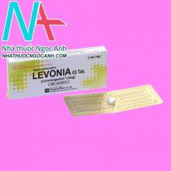 Hộp thuốc Levonia