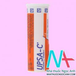 thuốc UPSA - C 1g giá bao nhiêu