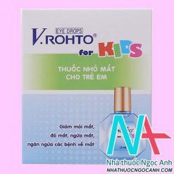 Thuốc V.Rohto For Kids
